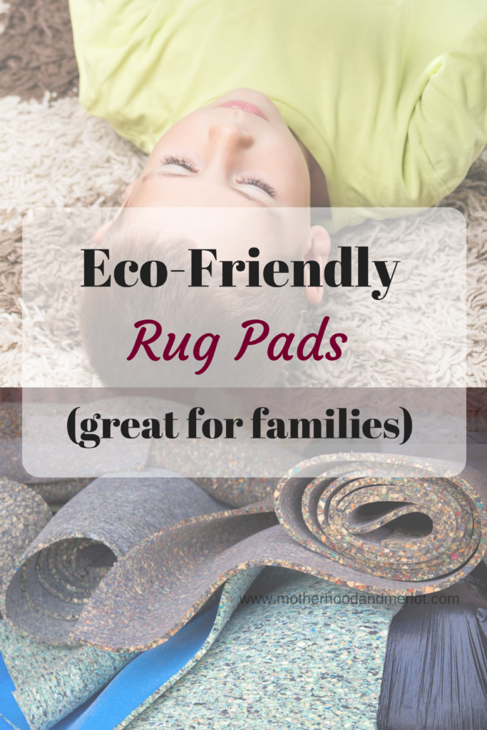 Eco Friendly Rug Pad Review Rug Pad Corner Motherhood