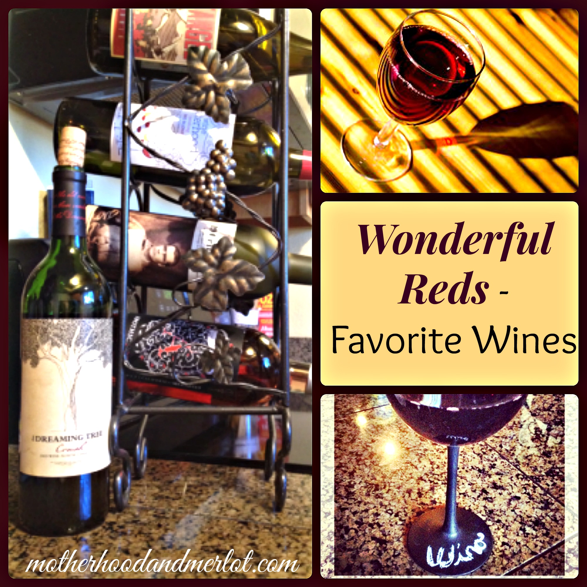 good red wines