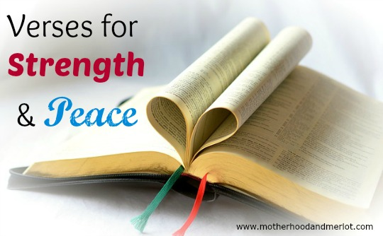 verses for strength