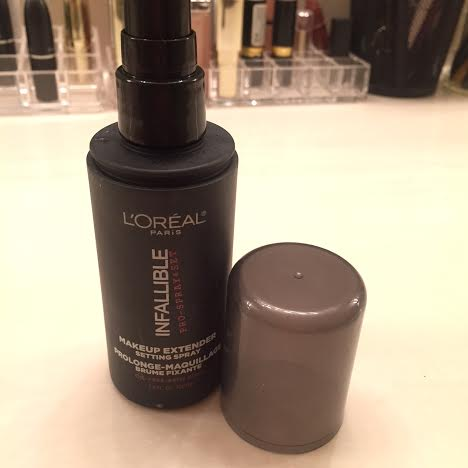 loreal setting spray review