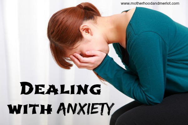 dealing with anxiety, pregnancy and anxiety