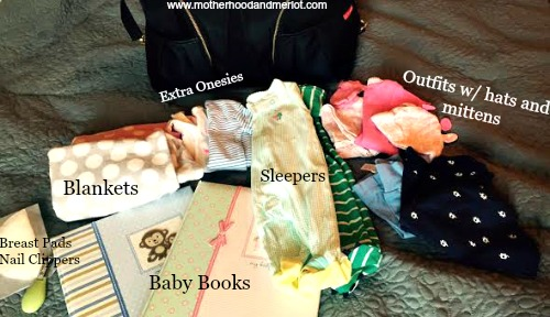 baby necessities for hospital