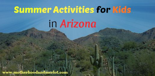 things to do in az with kids