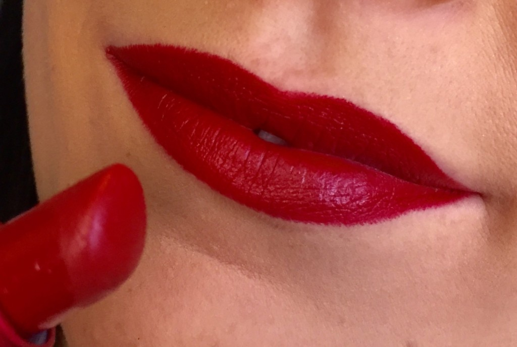 russian red by mac