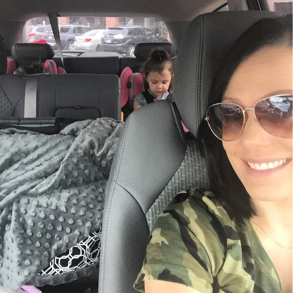 car trip with four kids