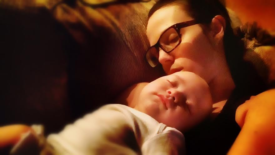 mommy and ollie