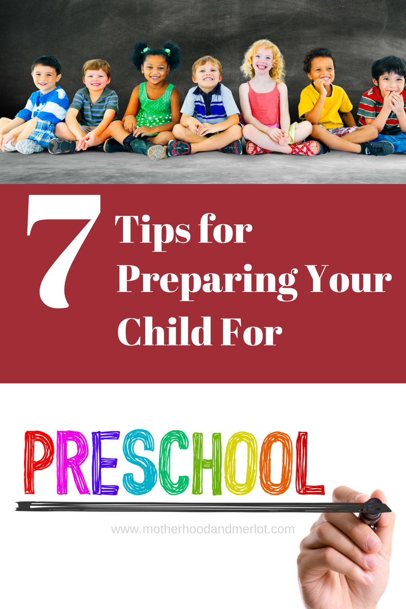 7 important tips for preparing your child for preschool. From finding a school, to getting your children mentally prepared...
