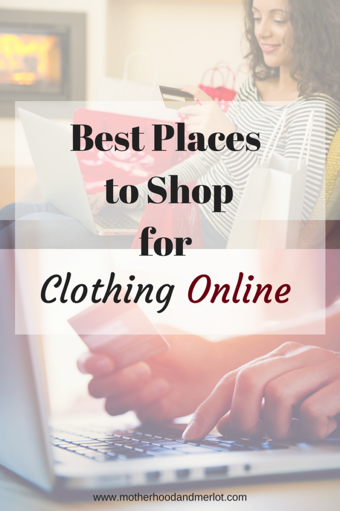 7 best places to shop for clothes online motherhood and for Great places to shop online
