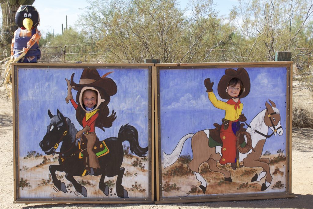 Our trip to Macdonald Ranch in Scottsdale, AZ. All about the fun activities they offer and what it is like for families to visit.