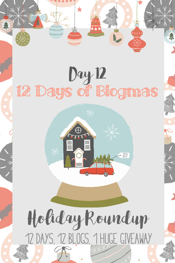 Come join us for a holiday link up, and the end of the 12 days of Blogmas. Lots of fun things for the holidays!