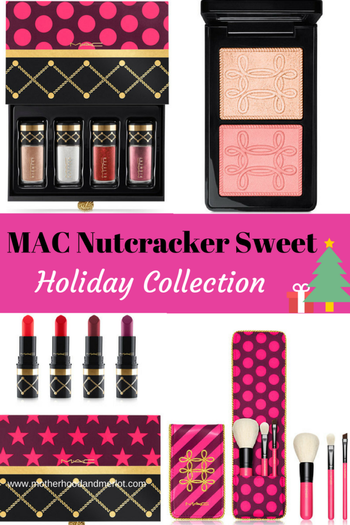 An in depth review with swatches of the MAC Nutcracker Sweet holiday collection for the upcoming Christmas season.