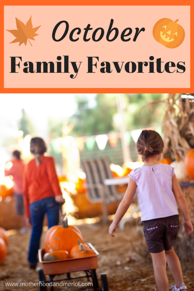 A great list of October Family favorites from parents to kids of many ages. Awesome ideas to add to Christmas lists.