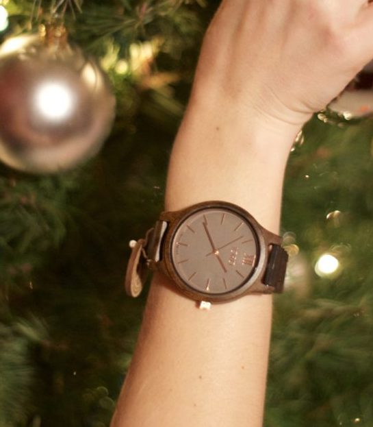 Get the gift for everyone on your list with a unique and beautiful wood watch from JORD, or a gift card to let them choose their own!