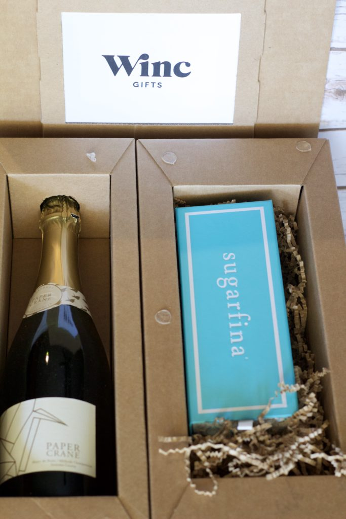 Valentine's Day Gift Ideas for her or him from WINC. Wine always makes the best gifts for the adults in your life. Check out these gift boxes!