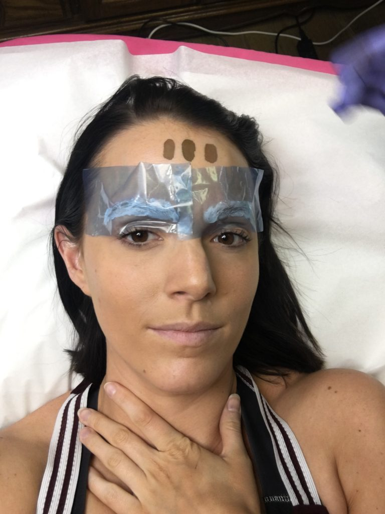 Everything that you need to know, video and photos included, about eyebrow microblading. Before and after photos also!