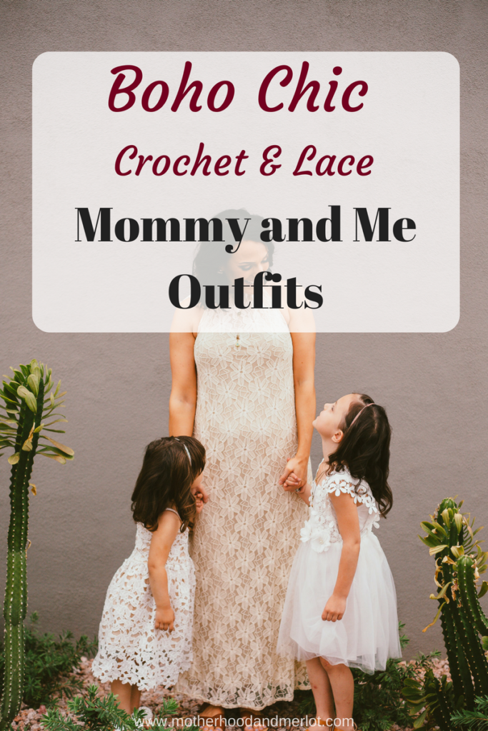 Mommy And Me Boho Chic Outfits Motherhood And Merlot