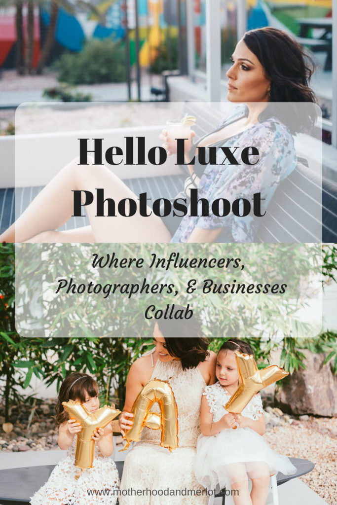 What is the Hello Luxe Photoshoot? It's an amazing event where bloggers and photographers and influencers come together. Come see more!