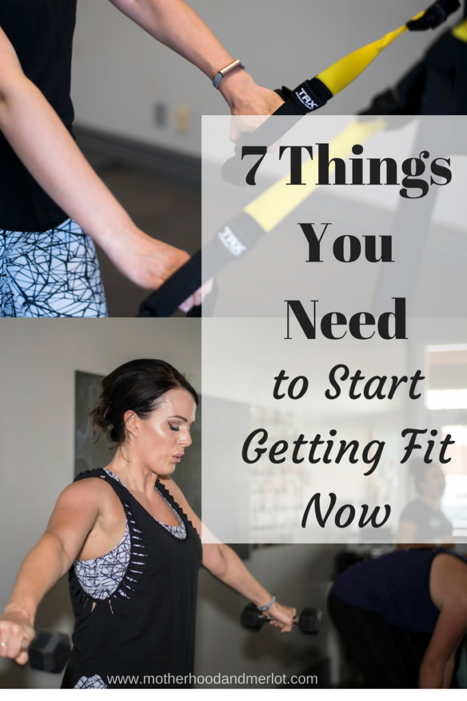 Having trouble finding motivation? Want to start getting healthy? Here are 7 things you need when starting a workout routine that will help.