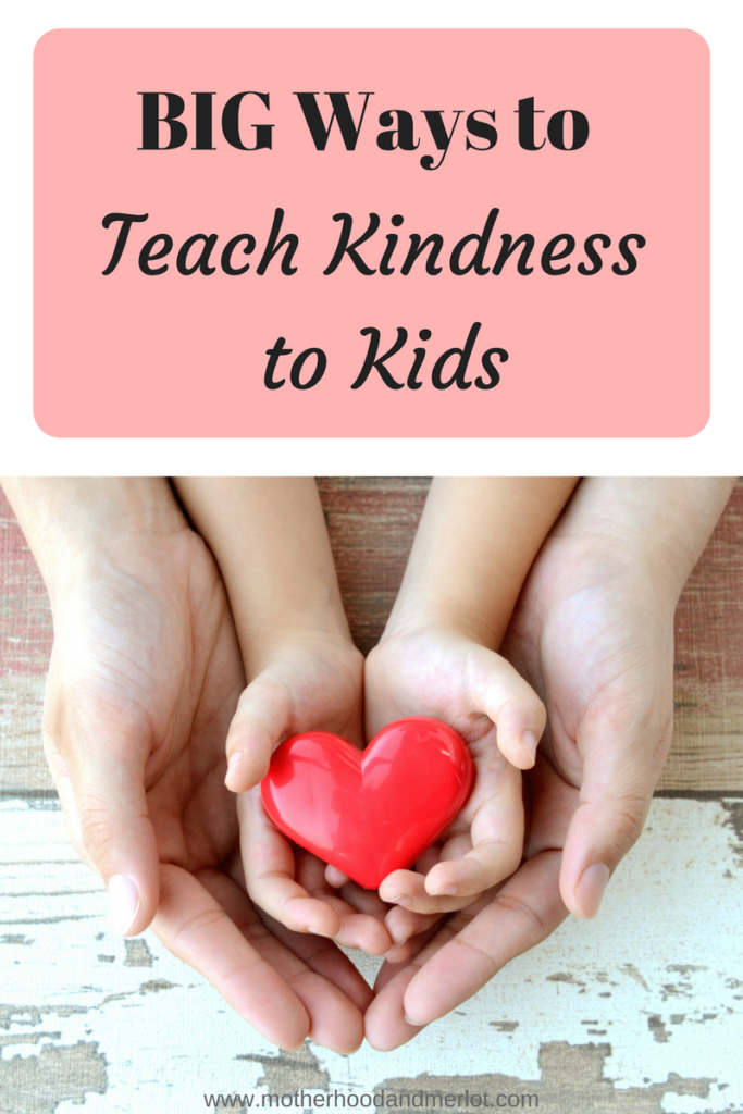 There are a lot of ways that parents can go about teaching kindness to kids. Here is a list of some great ways to do this, games, positivity, and more!
