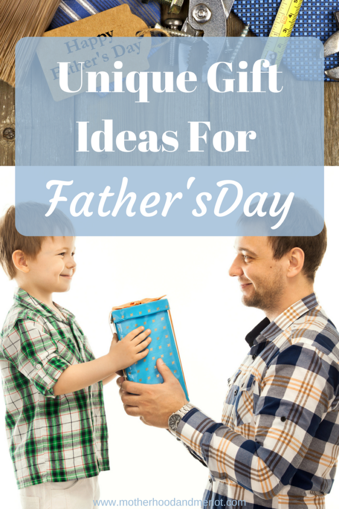 Ties and watches are nice, but here are some options for unique Father's Day gift ideas when you want to go a little outside of the gift box.