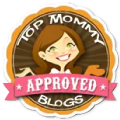 top mommy badge