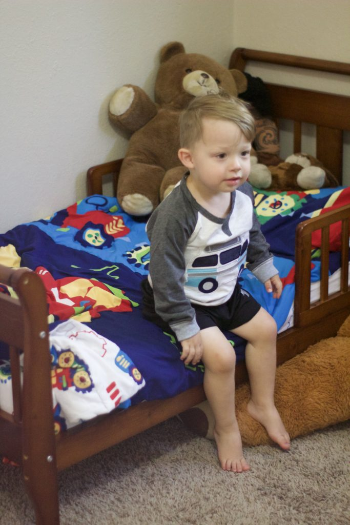 Tips For Transitioning From Crib To Toddler Bed ...