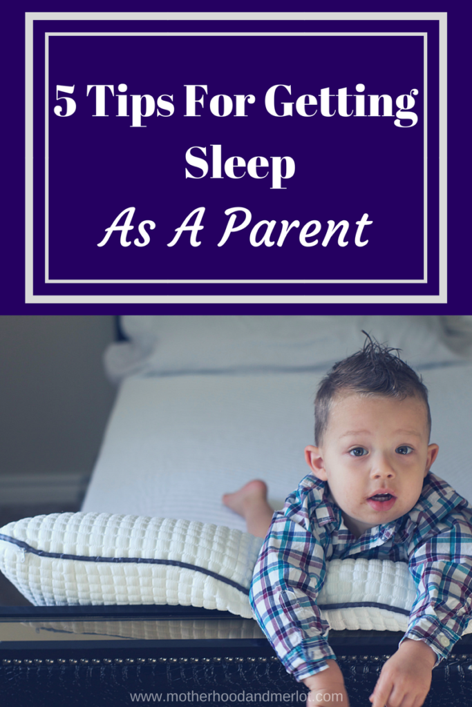Need some tips on getting a good night's sleep, moms and dads? I am bringing you just that in partnership with Tomorrow Sleep mattress, so rest easy.