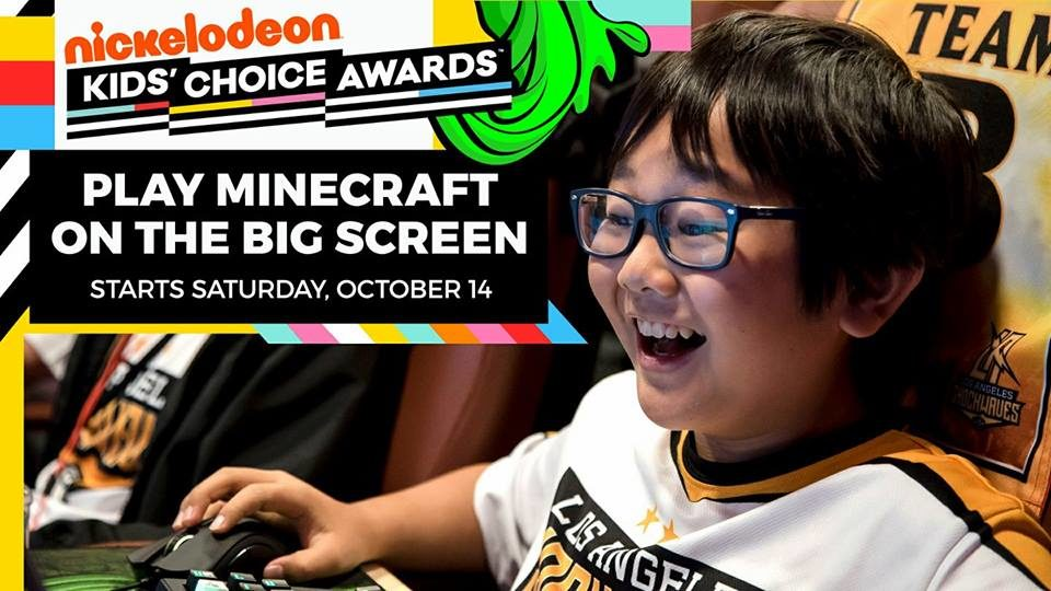 Minecraft is coming to theaters, and your kids can play on the big screen!