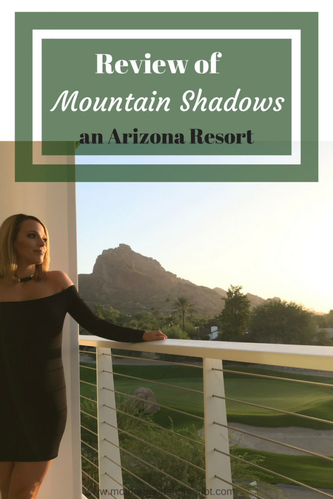 Looking for a get away or a weekend staycation? Check out this Mountain Shadows Review, a resort in Arizona that is a beautiful destination.
