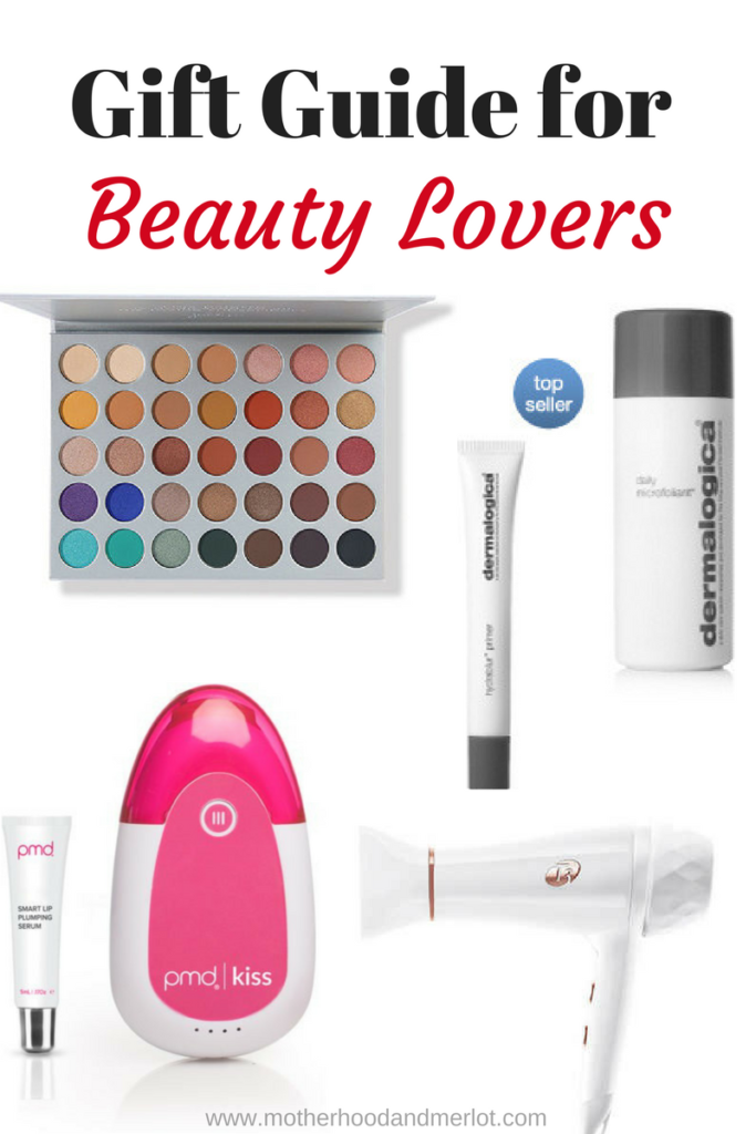Need some ideas for the beauty lover in your life? Check out this gift guide for beauty lovers featuring the PMD Kiss, T3, and more.