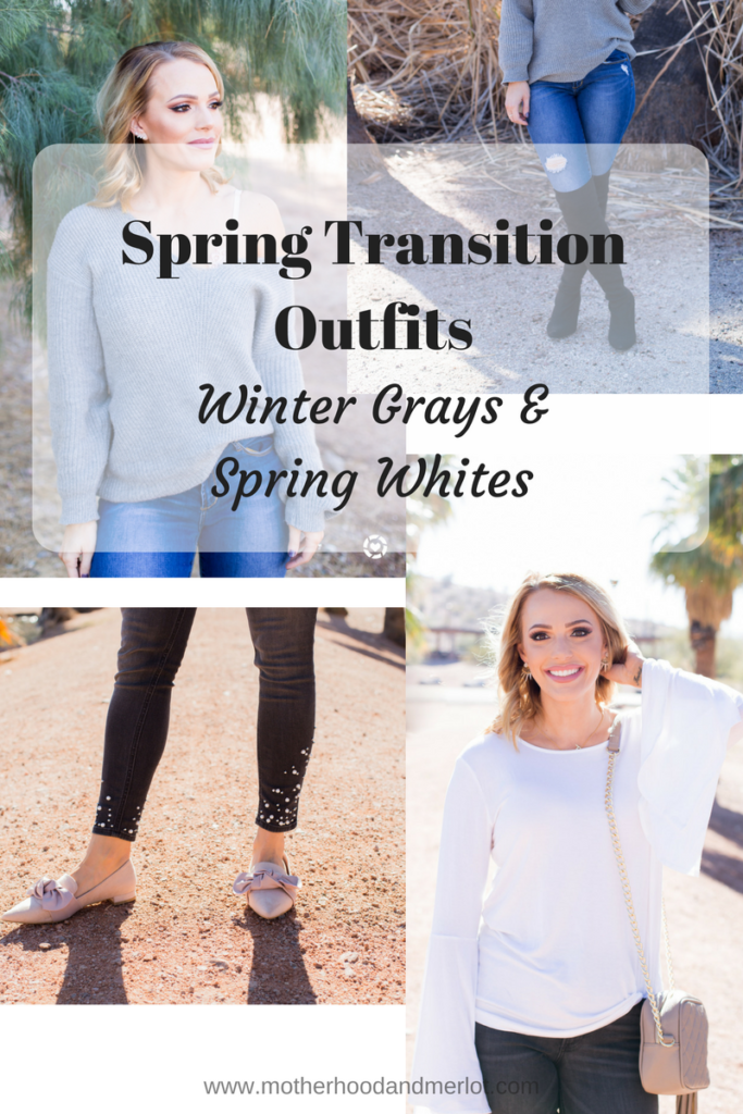Is it just me, or is it time for winter to go? Check out these spring transition outfits to give you some warmer thoughts for when spring finally decides to come around.