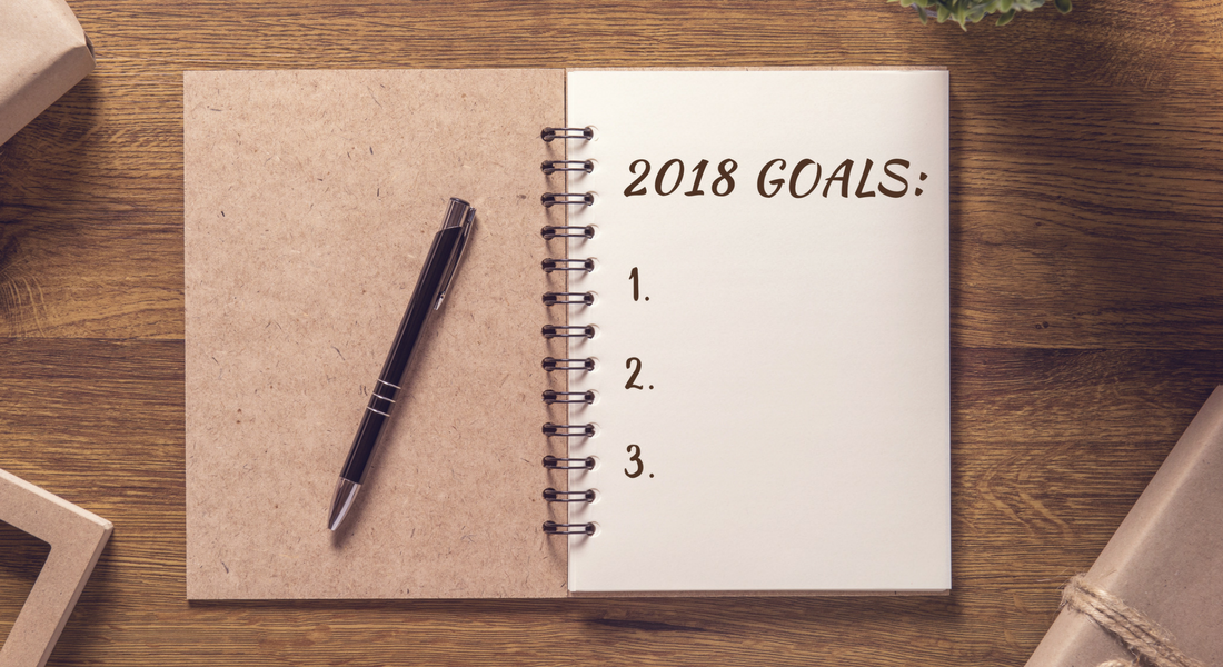 New Year Goals & How To Get Going On Them