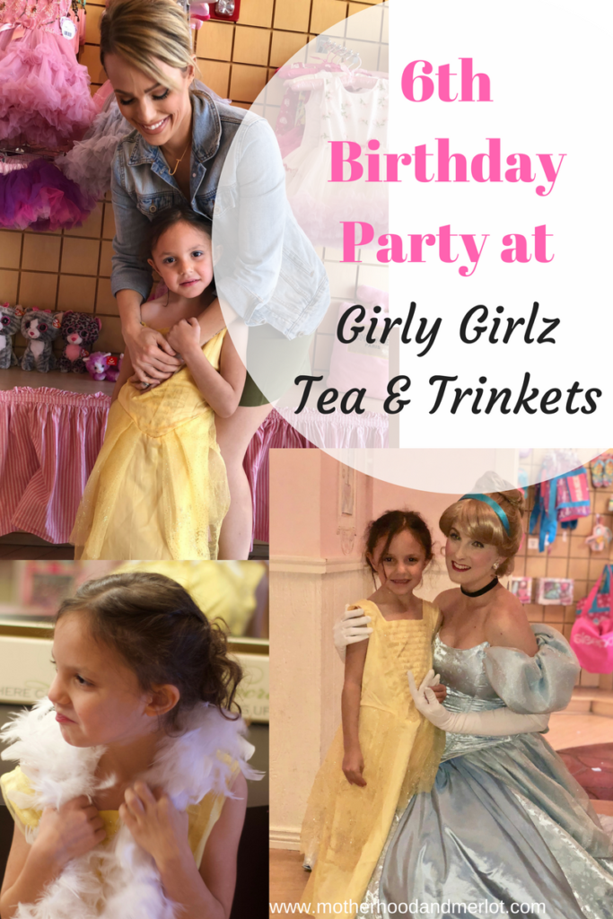 We threw a 6th birthday party at Girly Girlz Scottsdale over the weekend and it was a hit! So much fun for little girls and tons of party themes to choose from. Read more here