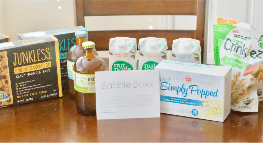 March Is All About Health: Better Eating Habits with Babbleboxx