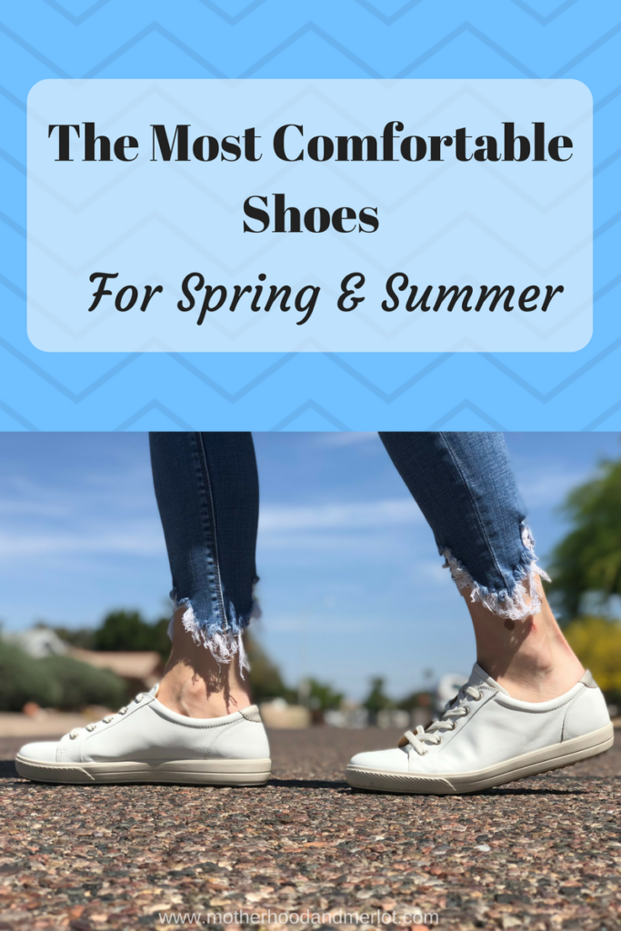 Comfortable Shoes For Spring and Summer