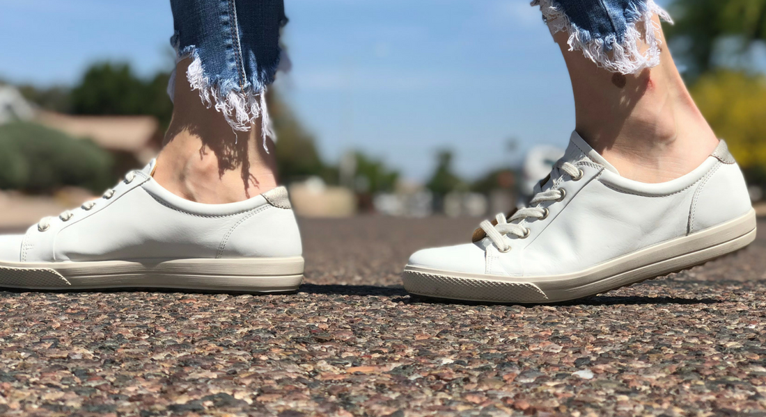 Comfortable Shoes For Spring and Summer With Hotter Shoes