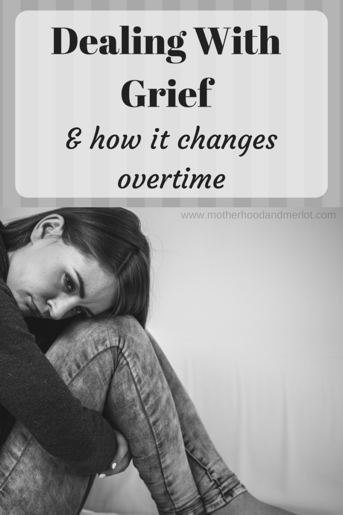 Today, I am sharing how I have spent the last year and a half dealing with grief and the things that have helped me to do so.  You can never be prepared for what grief will do to you, or how it changes you to your core...