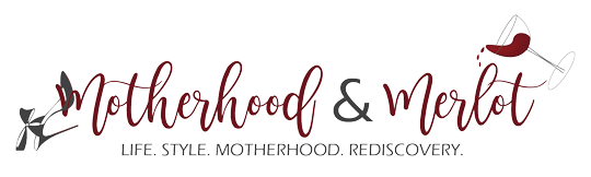 Motherhood and Merlot Logo