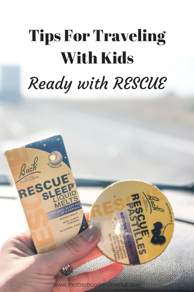 Need some tips for traveling with kids this season? Check out these helpful hints from a mom of four little ones, and be ready for any stress that the trip may bring.