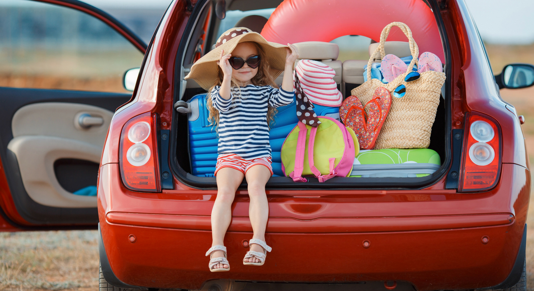 Must Have Travel Items For Toddlers & Babies