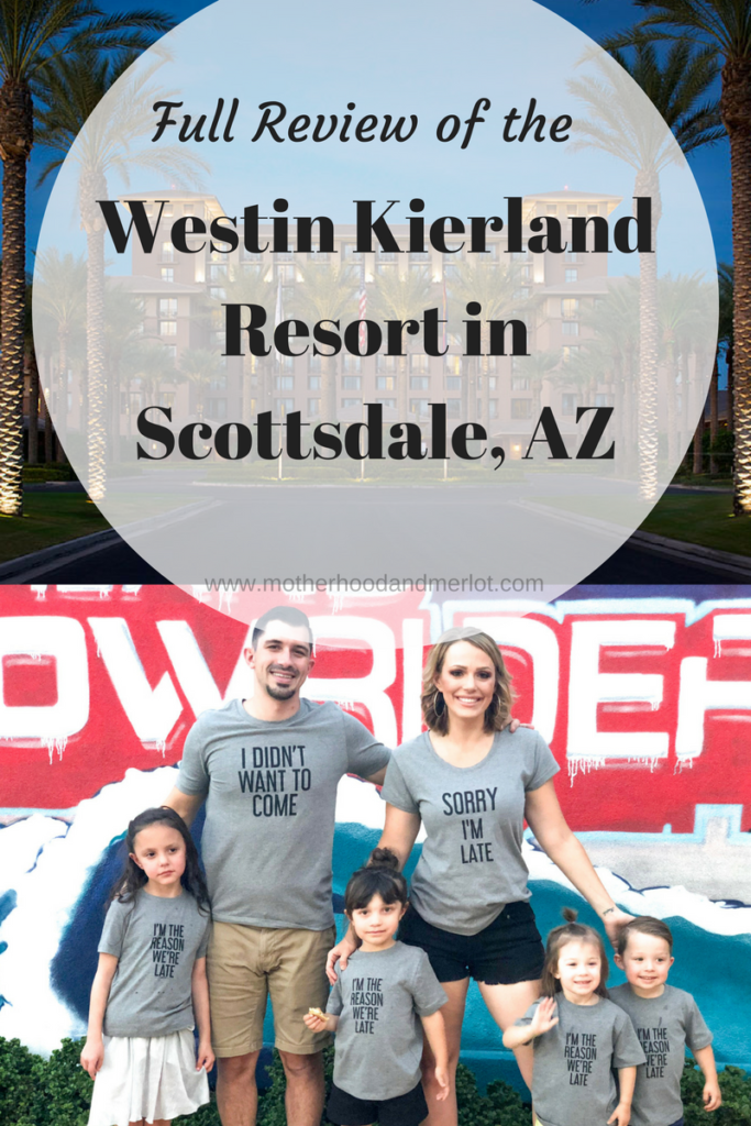 If you are looking for a resort in Scottsdale, or any other part of Arizona, check out this review of the Westin Kierland. It is a gorgeous, family-friendly resort...