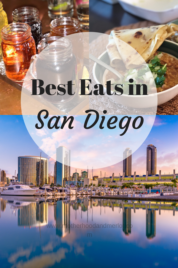 Today, guest author Nate Alexander is sharing the best eats in San Diego. As a local, he has visited numerous spots all around the city.