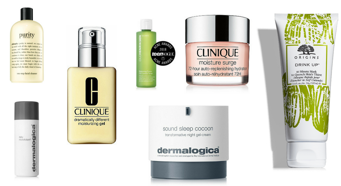 Best Skincare Products For Dry Skin