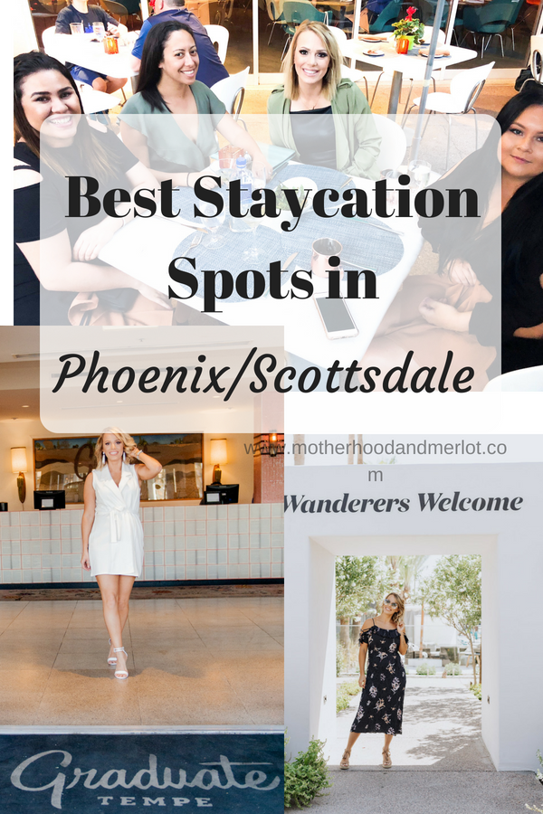 Looking for a place to get out of the heat? Check out these top Phoenix hotels! These spots around Scottsdale and Tempe are the perfect getaway!