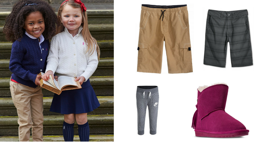 Back to School Staples: Complete Wardrobe Under $100 With Macys