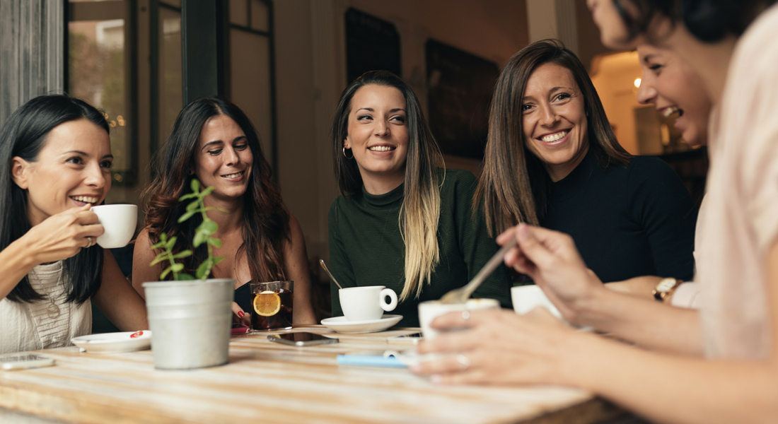 4 Major Ways Moms Can Make More Time For Friends