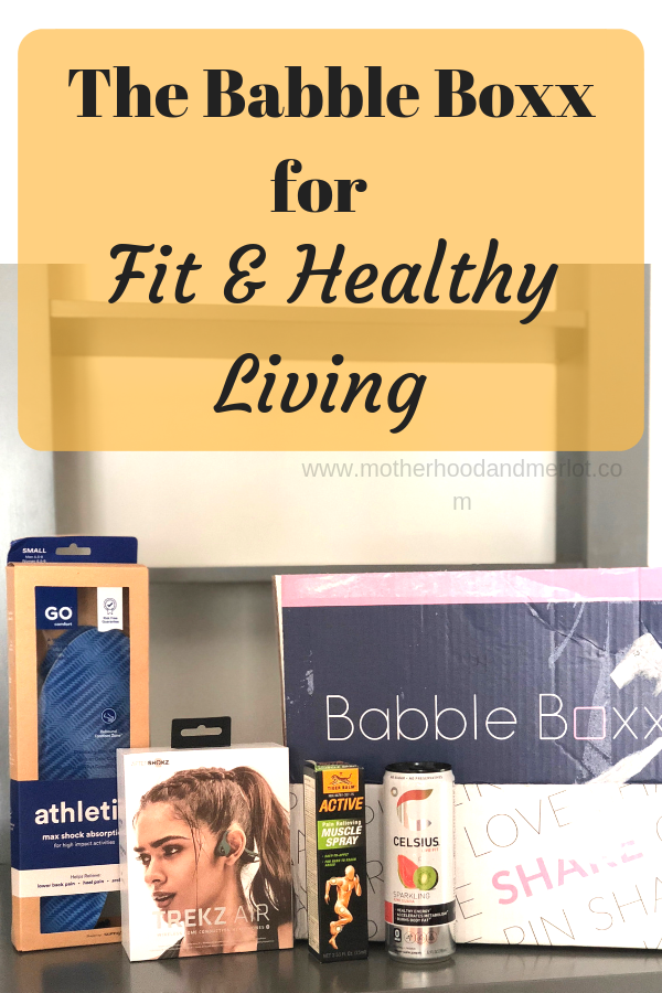 Looking for some great items for a fit and healhty lifestyle? Check out this post for some awesome finds, and fall into fitness with Babble Boxx!