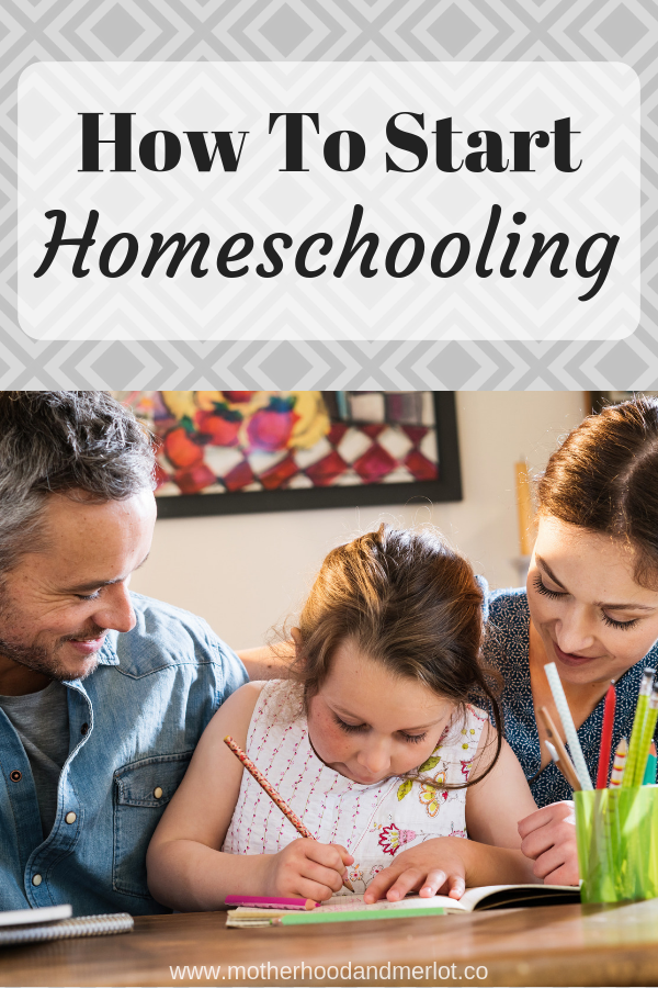 Are you looking into homeschooling or want for information? Here is what I have found useful when figuring out how to start homeschooling, with four littles
