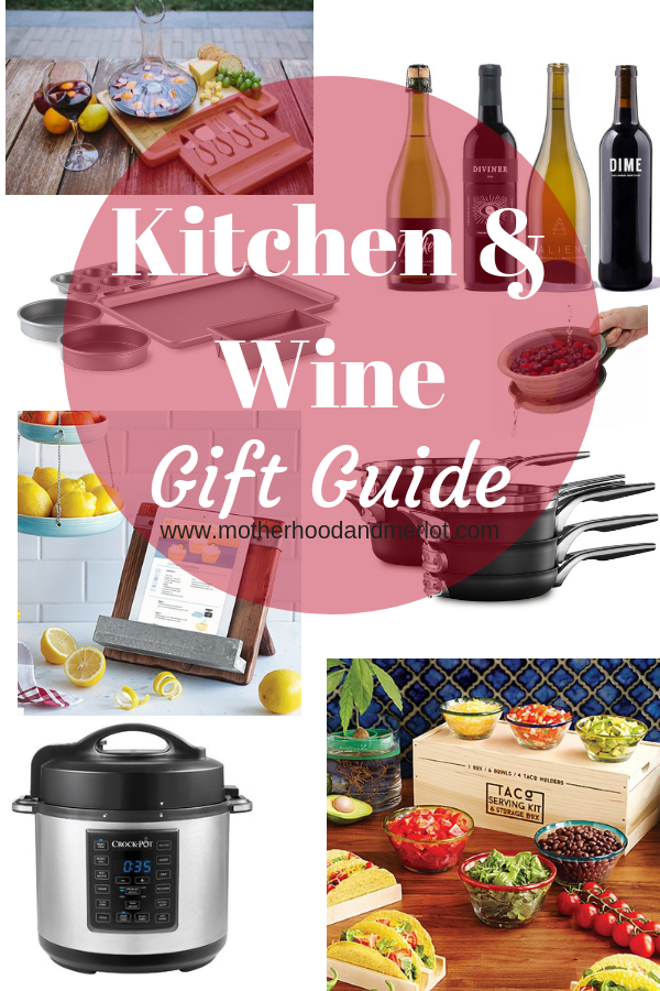 Kitchen and wine gifts go hand in hand! Check out this post of all the things you need for Chrismtas with this Kitchen Lovers Gift Ideas list.