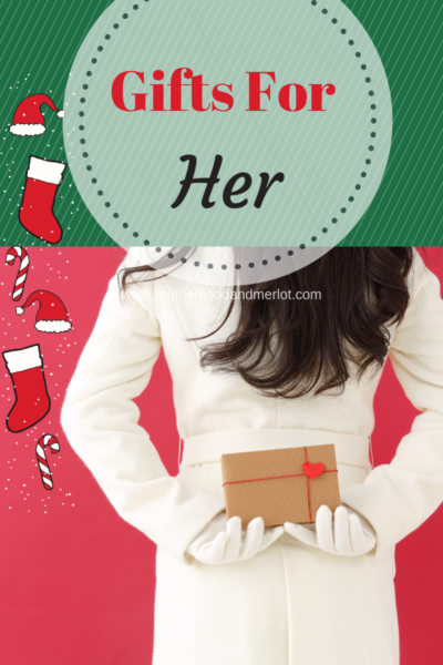 Do you have a woman in your life who is super tough to shop for? These gifts for her are ideas that can cover pretty much an lady on your list this year.